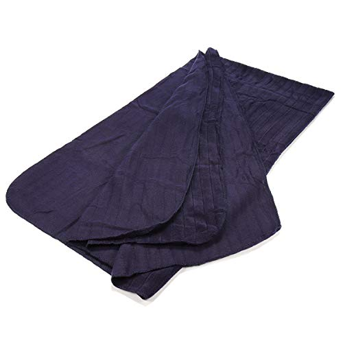 Navy Blue Warm Blanket - Sports & Outdoor - 1PCs by Unknown (Image #5)