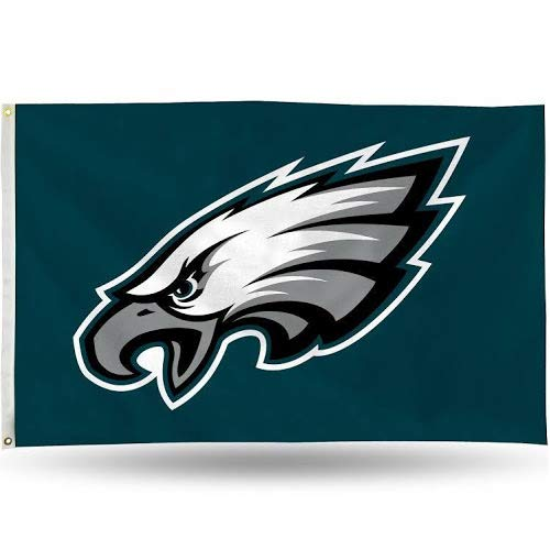AA Plus Shop Philadelphia Eagles Team Sports Flag, 3x5 Philly Eagles