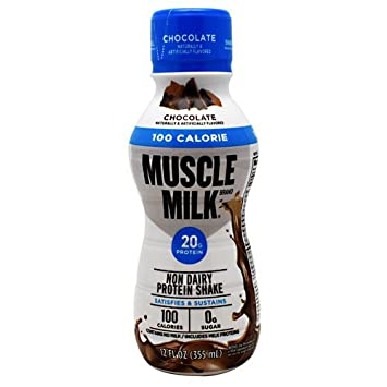 CytoSport Muscle Milk 100 Calories 2-pack Vanilla 1.65 lb 750g