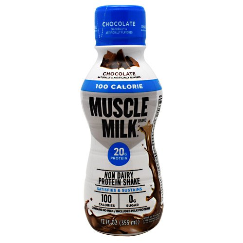 54cc056d7d9 Amazon.com  CytoSport Muscle Milk 100 Calories 2-pack Chocolate 1.65 ...