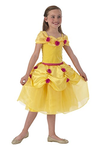 KidKraft Yellow Rose Princess Dress Up Costume - S