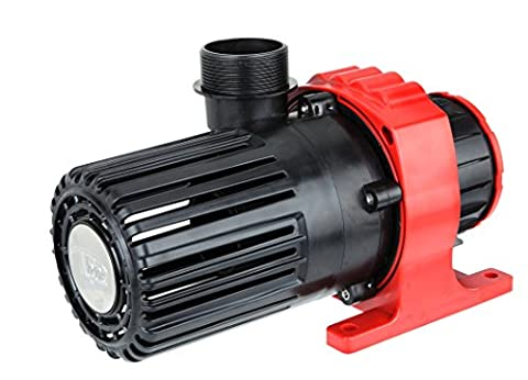 Alpine Corporation's Highly Energy Saving, Efficient Eco-friendly Magnetic Eco-Twist Powering Pond and waterfall Pump 1500 GPH w/ 33ft. cord, comes with 3 Years (Alpine Pumps)