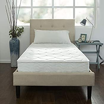 Amazon Com Zinus Ultima Comfort 8 Inch Spring Mattress