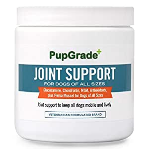 Amazon.com : PupGrade Joint Supplements for Dogs - Best