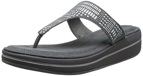 Skechers Upgradesstudly, Chaussures de Claquettes femme Gris - Grau (CCSL)