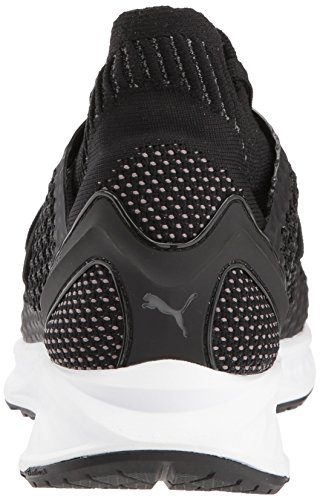 PUMA Mens Ignite Netfit Cross-Trainer-Shoes Puma Black-quiet Shade mwYy7YP