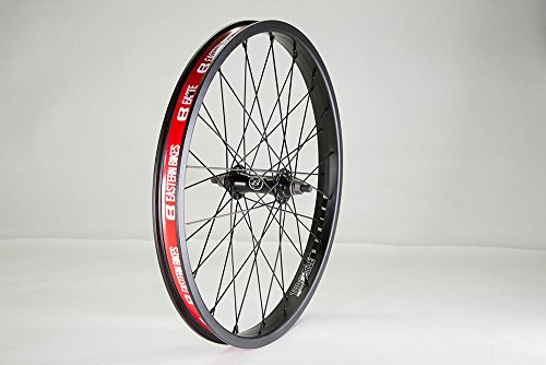 Eastern Bikes BMX Wheel Front Throttle, Matte Black