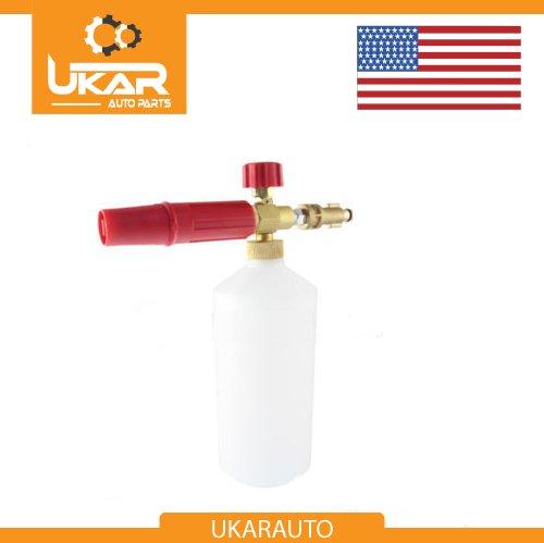 Price comparison product image Pressure Washer Jet Wash BOSCH AQT Compatible Snow Foam Lance - brass Part 6095