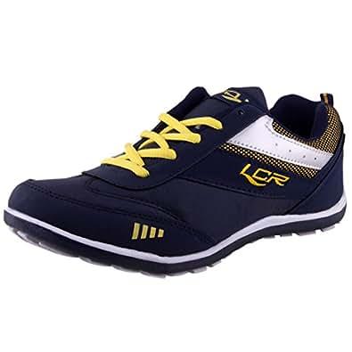 Lancer Perth-2 Men's Navy Blue Sports Running shoes 10UK
