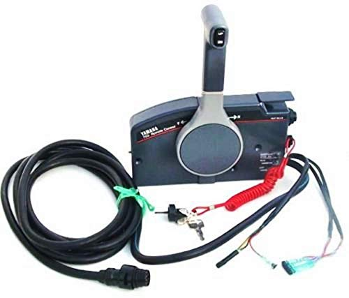 Yamaha OEM 703 Side Mount Remote Control Throttle/Shift for sale  Delivered anywhere in USA