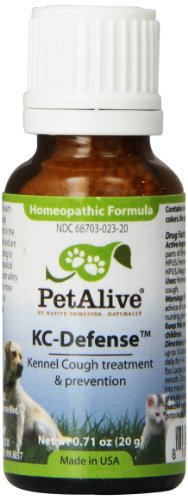 PetAlive KC-Defense - Keeps Healthy Lungs Clear (20g)