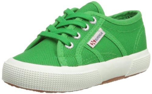 Enfant Mixte Classic Island Sneakers Basses Jcot Vert 2750 Superga fqZYXX