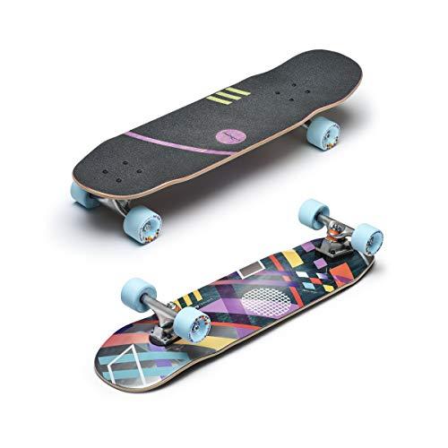 Loaded Boards Coyote Longboard Skateboard Complete (Paris 129s,77a Fat Frees)