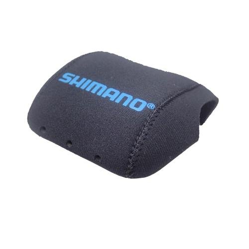 Shimano (ANRC860A) Neoprene Reel Cover, Black, - Outlet Destin
