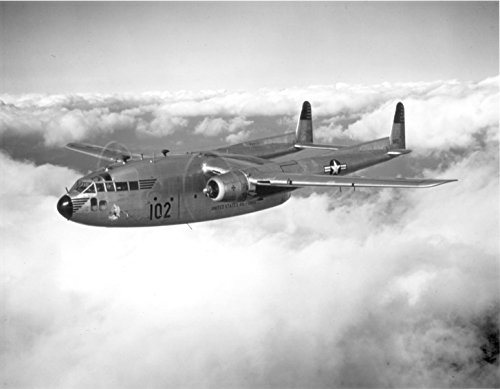 C119 Flying Boxcar - Home Comforts Laminated Poster C-119