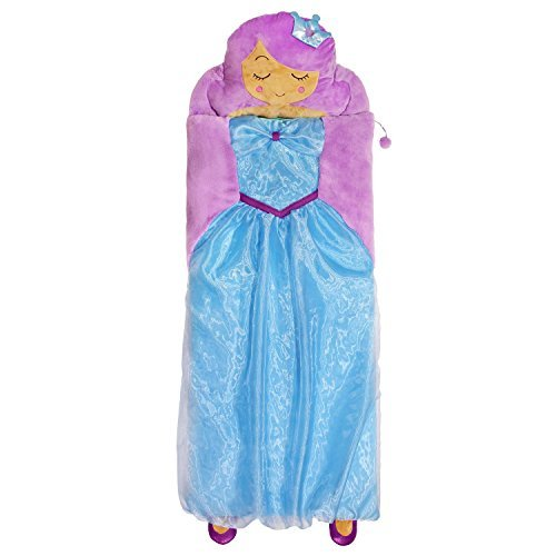 Kid's Animal Character Slumber Sleeping Bag by Kid's