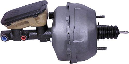Cardone 50-1243 Remanufactured Power Brake Booster with Master Cylinder Calais Brake Master Cylinder