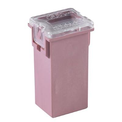 Bussmann FMX-30 MAXI Fuse ('Slow Blow' Female - 30 A (Pink)), 1 Pack