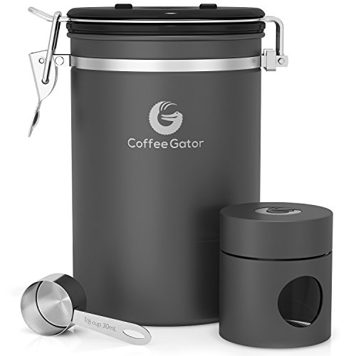 Coffee Gator Large Canister Ebook product image