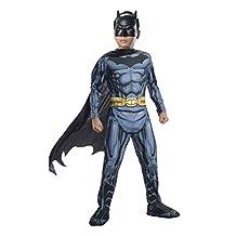 Rubies Costume DC Super Heroes Child Batman, Small