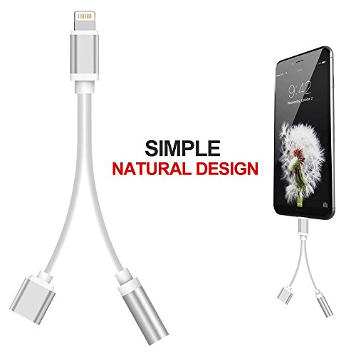 Lightning UMTELE Headphone Charging Extension