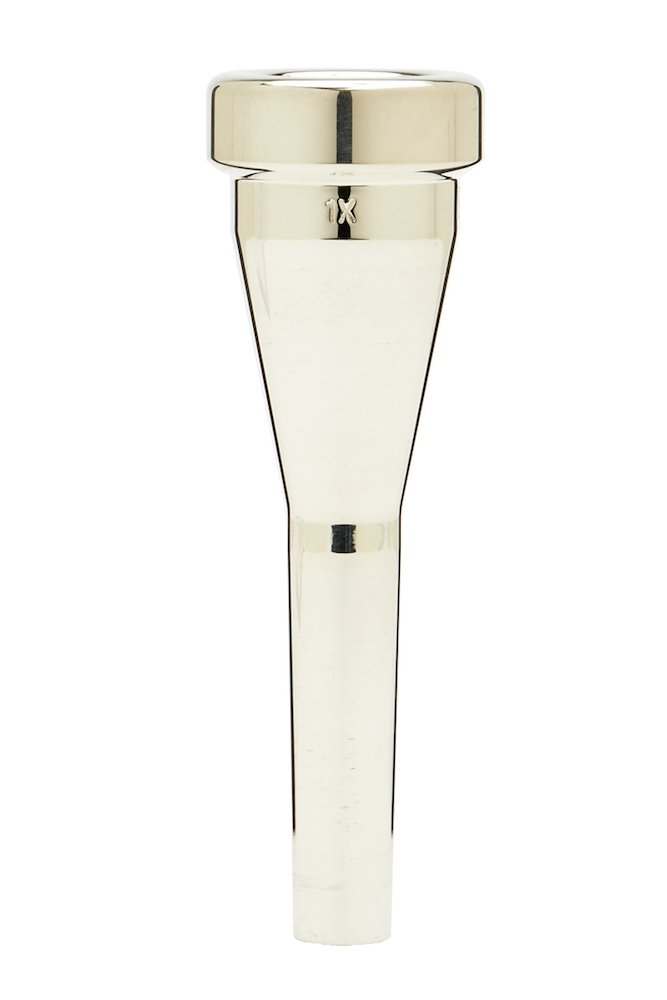 Denis Wick DW6882-1X Heavytop Silver-Plated Trumpet Mouthpiece