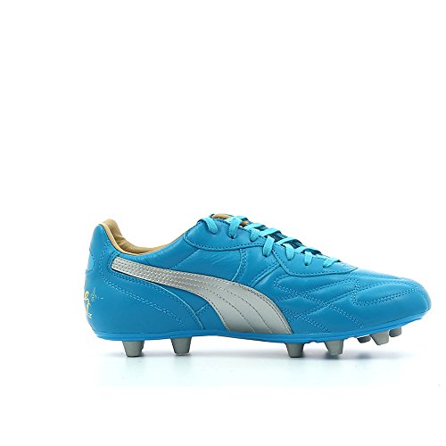 Di Crampons Foot Bleu argent De Fg King City Top Bleu Marseille EAWSS4Uq