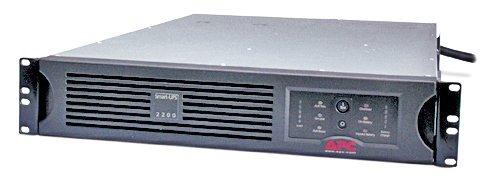 APC Smart-UPS SUA2200RM2U 2200VA USB and Serial 2U Rackmount UPS System (Discontinued by Manufacturer) ()