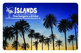 Islands Restaurants Gift Card - Covina 30