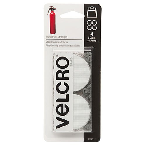 Molded Hook Tape - VELCRO Brand - Industrial Strength - 1 7/8