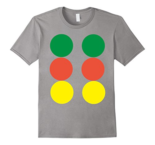 Mens Twister Game Halloween Group Costume TShirts Matching Small (Twister Costume Men)