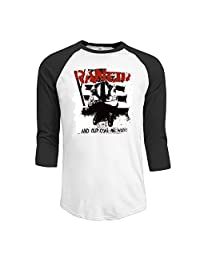 Men's Rancid And Out Come The Wolves 3/4 Sleeve Raglan T-Shirt