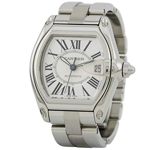 - Cartier Roadster Automatic-self-Wind Male Watch 2510 (Certified Pre-Owned)
