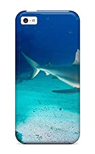 Tom Lambert Zito's Shop New Style Pretty Iphone 5c Case Cover/ Shark Series High Quality Case 3114307K15003335