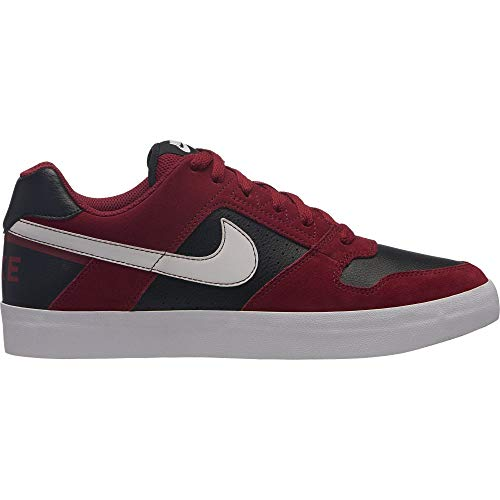 De Deporte black Force 610 red Sb Zapatillas Hombre Para Multicolor Crush Vulc Nike Delta white white wqXYBwa