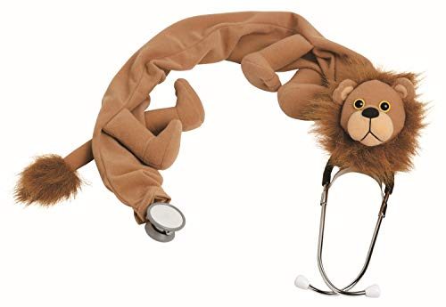 Pedia Pals Animal Plush Stethoscope Cover (Lion)