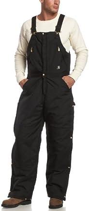 Carhartt Men's Yukon Arctic Quilt Lined Zip to Waist Biberalls