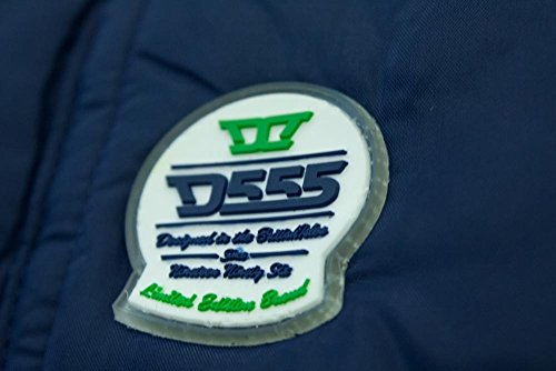 D555 Herren Jacke blau navy