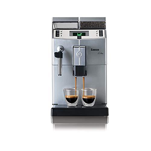 Cafeteira Automática Lirika Plus, Prata,110v, Saeco