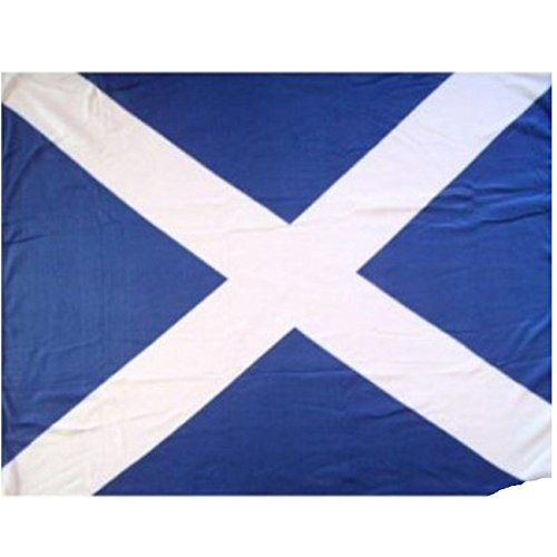 Scotland St Andrew's Saltire Scottish Rugby World Cup national Flag 5 x 3FT
