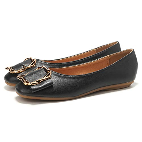 comfortable pregnant shallow shoes shoes office dance Spring fashion shoes autumn C mouth shoes flat and single ladies shoes FLYRCX work women gXIqxwZp