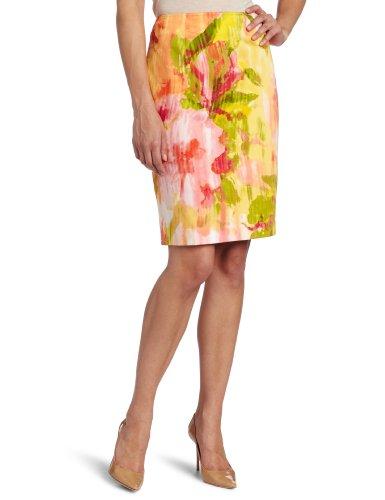 Jones New York Women's Petite Slim Skirt
