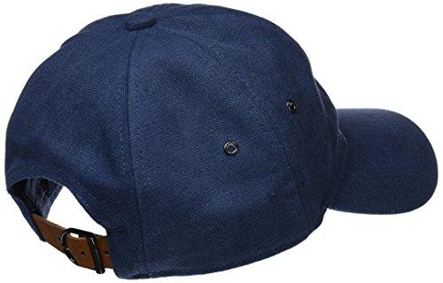 de Soft Azul Gorra Hackett Hillgate 595 London Hombre béisbol Navy Cap para qOEFqXw