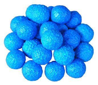 Blue Raspberry Dubble Bubble Gumballs | Bubble Gum Balls | 1