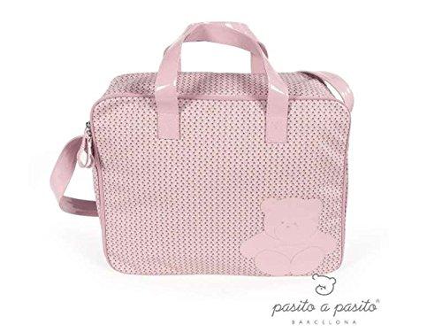 Pasito A Pasito  - Maleta sophie rosa(so)