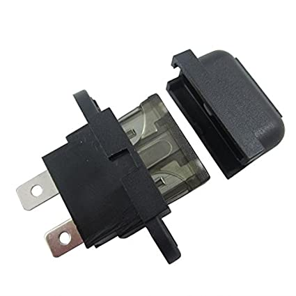 5 x 30A Amp Auto Blade Standard Fuse Holder Box for Car Boat Truck with Cover
