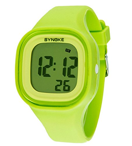 jelly band digital watch - 7