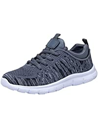 Kids Boys Fashion Sneakers Lightweight Casual Sport Shoes