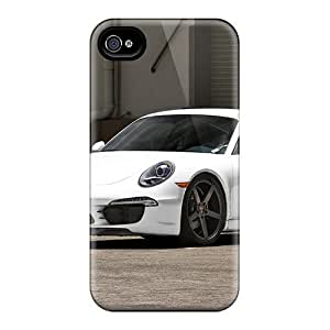 Back Case Cover For Apple Iphone 4/4S Porsche