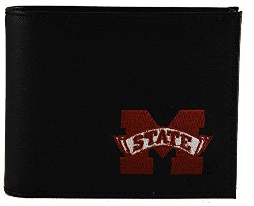 (Sandol Mississippi State Men's Bi-fold Wallet )